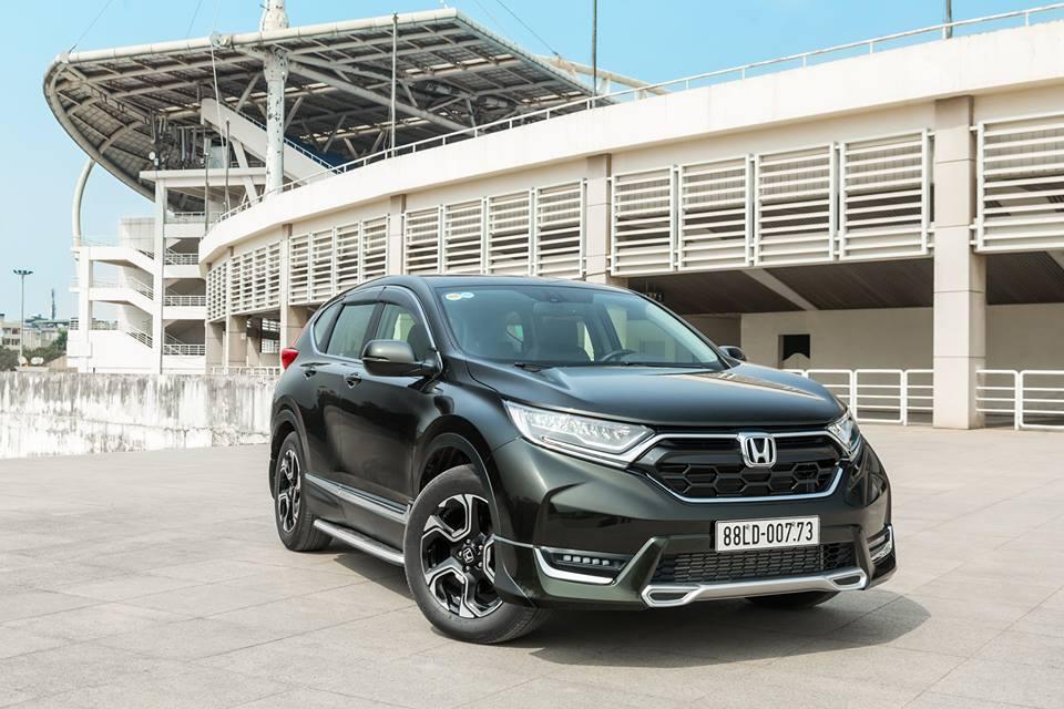 Honda Việt Nam công bố Kết quả kinh doanh tháng 08/2018